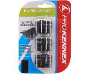 Owijki ProKennex Super Wrap Czarne 3szt.