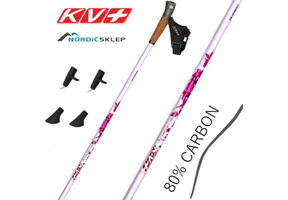KV+ Exclusive Clip Lady 60% Carbon