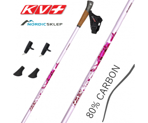 Piękne KV+ Exclusive Clip Lady 60% Carbon