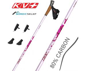 Piękne KV+ Exclusive Clip Lady 80% Carbon