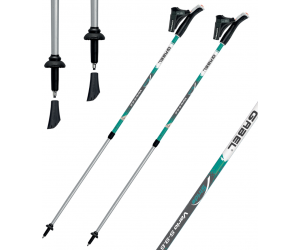 Kijki nordic walking Gabel VARIO S - 9.6 Teal