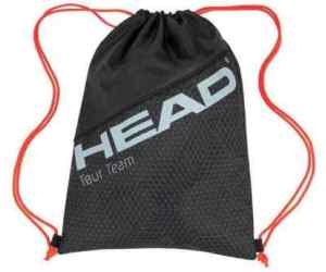 Head Tour Team Shoe Sack Czarno / Szary