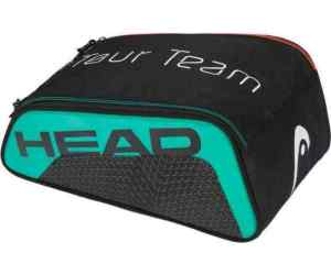 Head Tour Team Shoe Bag Czarno / Morski
