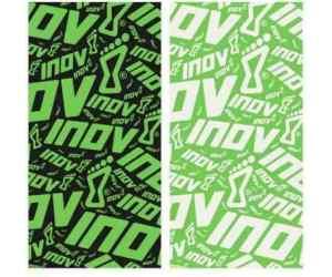 Chusty inov-8 Wrag. Czarno-zielona i zielono-biała.