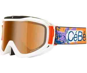 Cebe Gogle Narciarskie Legend Orange Flash Mirror