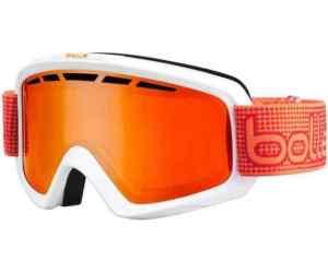 Bolle Gogle Narciarskie Nova II Matte White & Orange Fire Orange