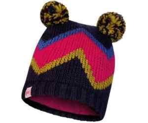 BUFF® Czapka Child Knitted & Fleece Hat Arild DEEPBLUE