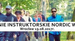 Szkolenie Instruktorskie Nordic Walking