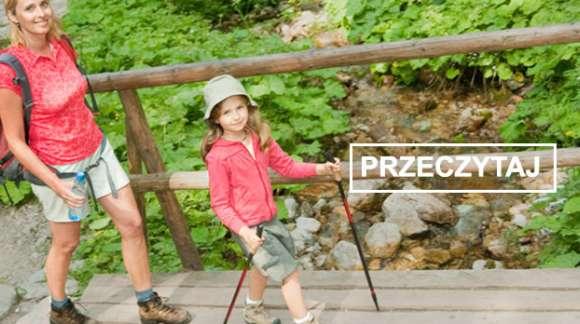Nordic walking - dla dzieci?
